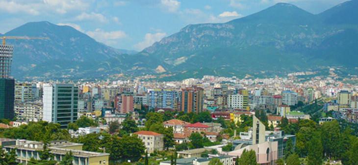Български Културен Център в Тирана
