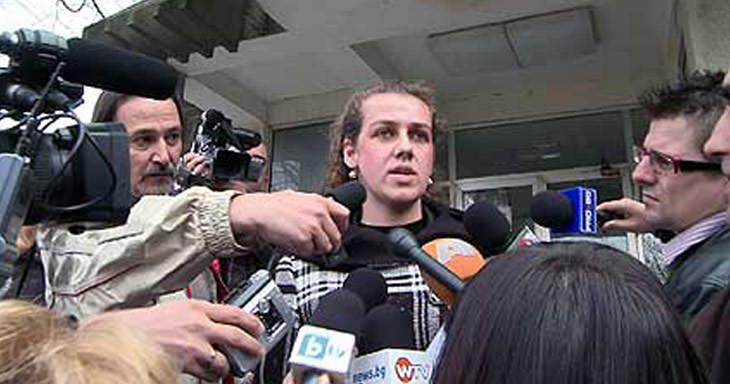 Спаска Митрова пред съда