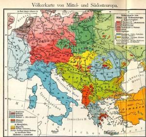 Етническа карта на Македония