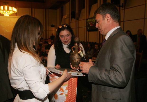 Сергей Игнатов със студенти