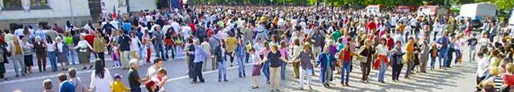 връзки към български общности