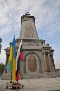 Паметника в Болград