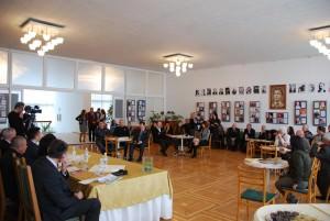 Среща на Вигенин с българи в Одеса