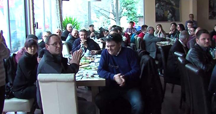 БККС в Струмица