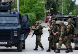 Стрелба в Куманово