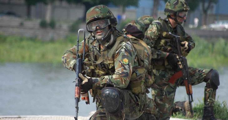 армия в готовност