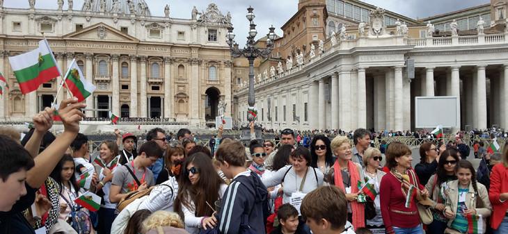 в Рим за 24-и Май