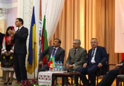 Външният министър Даниел Митов в Украйна
