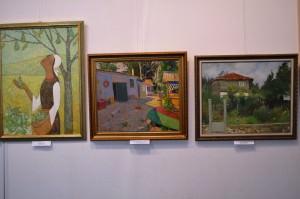 картини на художници от Бесарабия