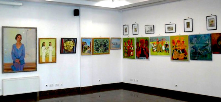 Изложба на художници от Бесарабия