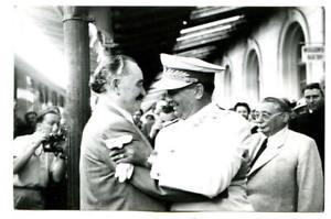 Георги Димитров и Тито