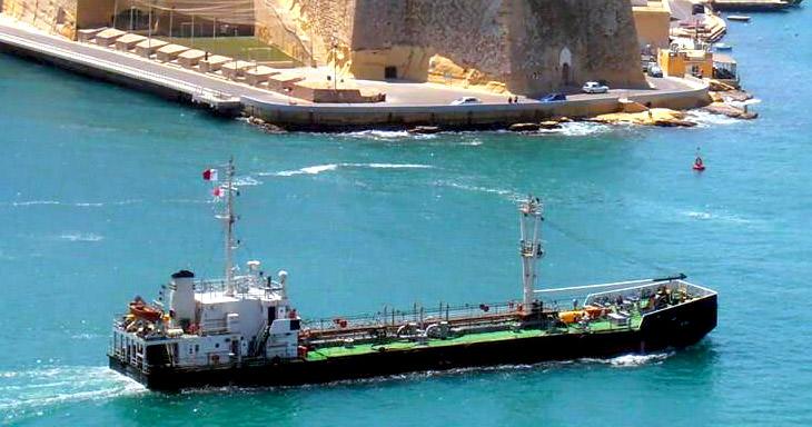 моряци в Либия