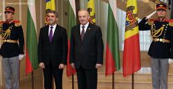 Росен Плевналиев в Молдова