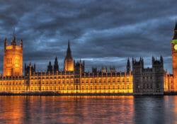 Парламент на Великобритания