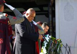 Премиерите на Р. България и Р. Македония за пръв път отбелязаха заедно Илинден. Това се случи в Скопие на 114-тата годишнина от избухването на Илинденско-Преображенското въстание.