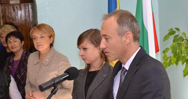 Може да има българско училище в Одеса
